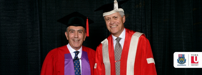 Gregory Sorbara re-appointed Chancellor of York University