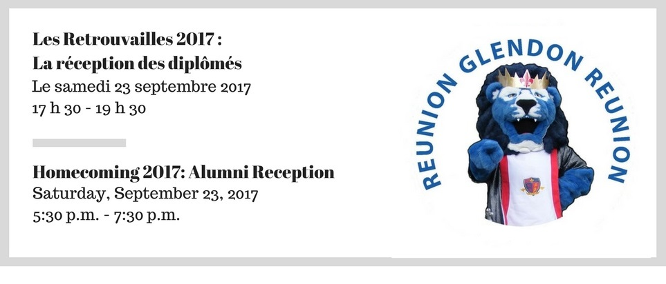 Glendon Alumni Reception @ Centre d'excellence
