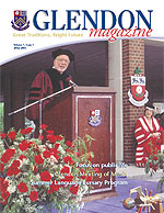 Glendon Magazine 2002-2003