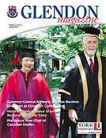 Glendon Magazine Spring 2004