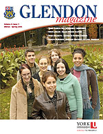 Glendon Magazine Winter-Spring 2005
