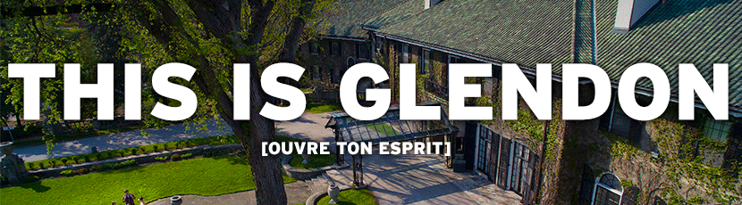 THIS IS GLENDON [open your mind] - Join us for our Fall Open House