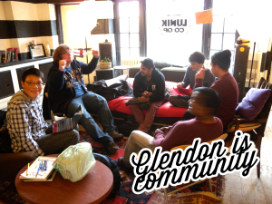Glendon is community