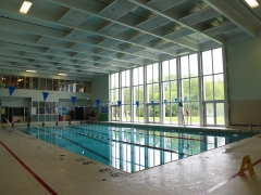Swimming Pool in the GAC