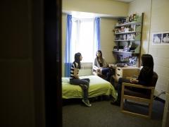 Hilliard Residence Room