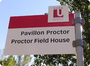 Proctor Field House