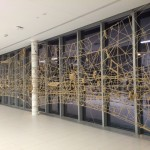 Galerie Glendon Gallery Sous-Pression VI–Les fils d'Ariane-Airborn 6–The Daedalus Salute-Collectif PADEJO