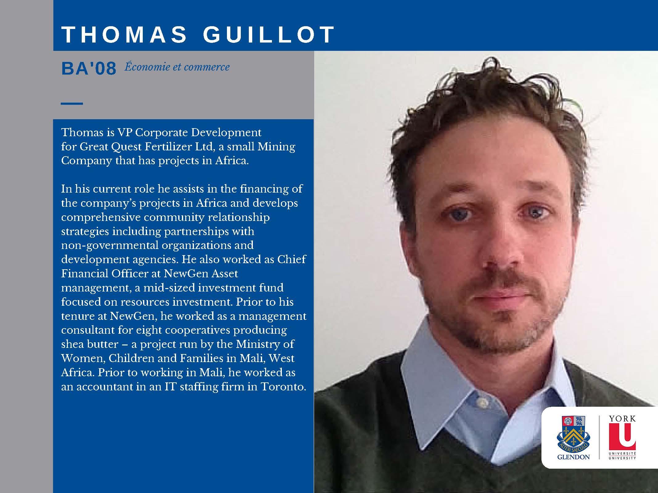 Thomas Guillot