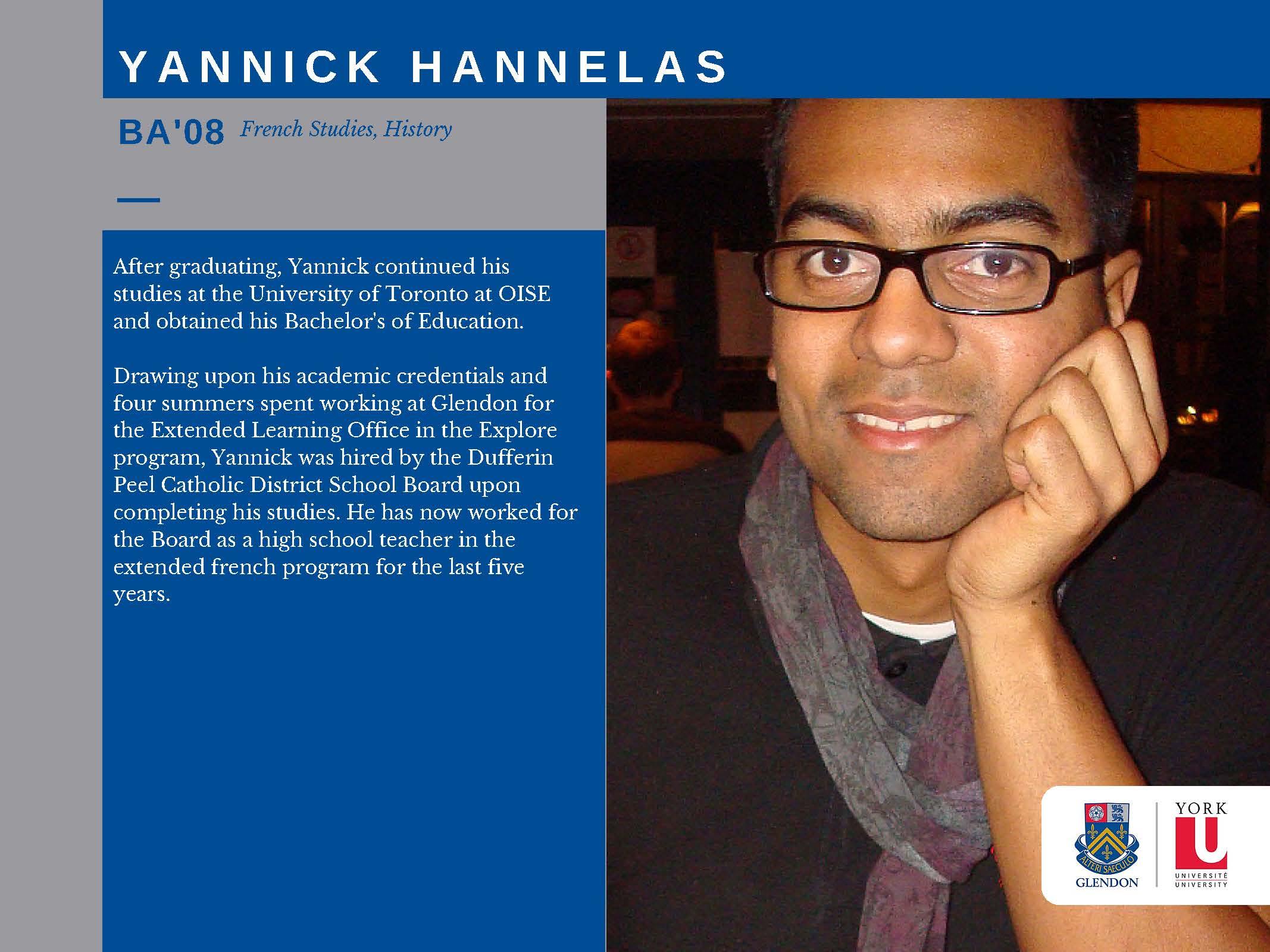 Yannick Hannelas
