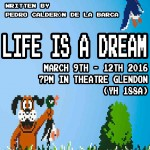 Life is a dream Poster