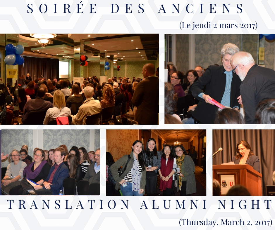 Alumni Translation Night