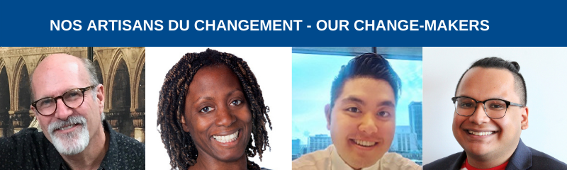 January 2021 - Our change makers