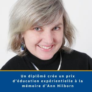 Ann Hilborn FR