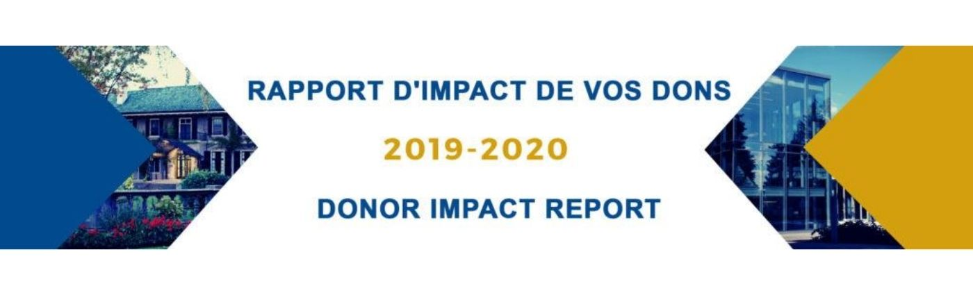 Donor Report 2019-20