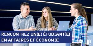 Affaires et économie