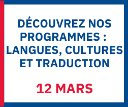12 mars : Langues, cultures et traduction