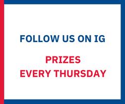 Follow us on IG