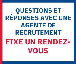Questions et réponses avec une agente de recrutement