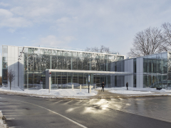 Centre of Excellence Exterior