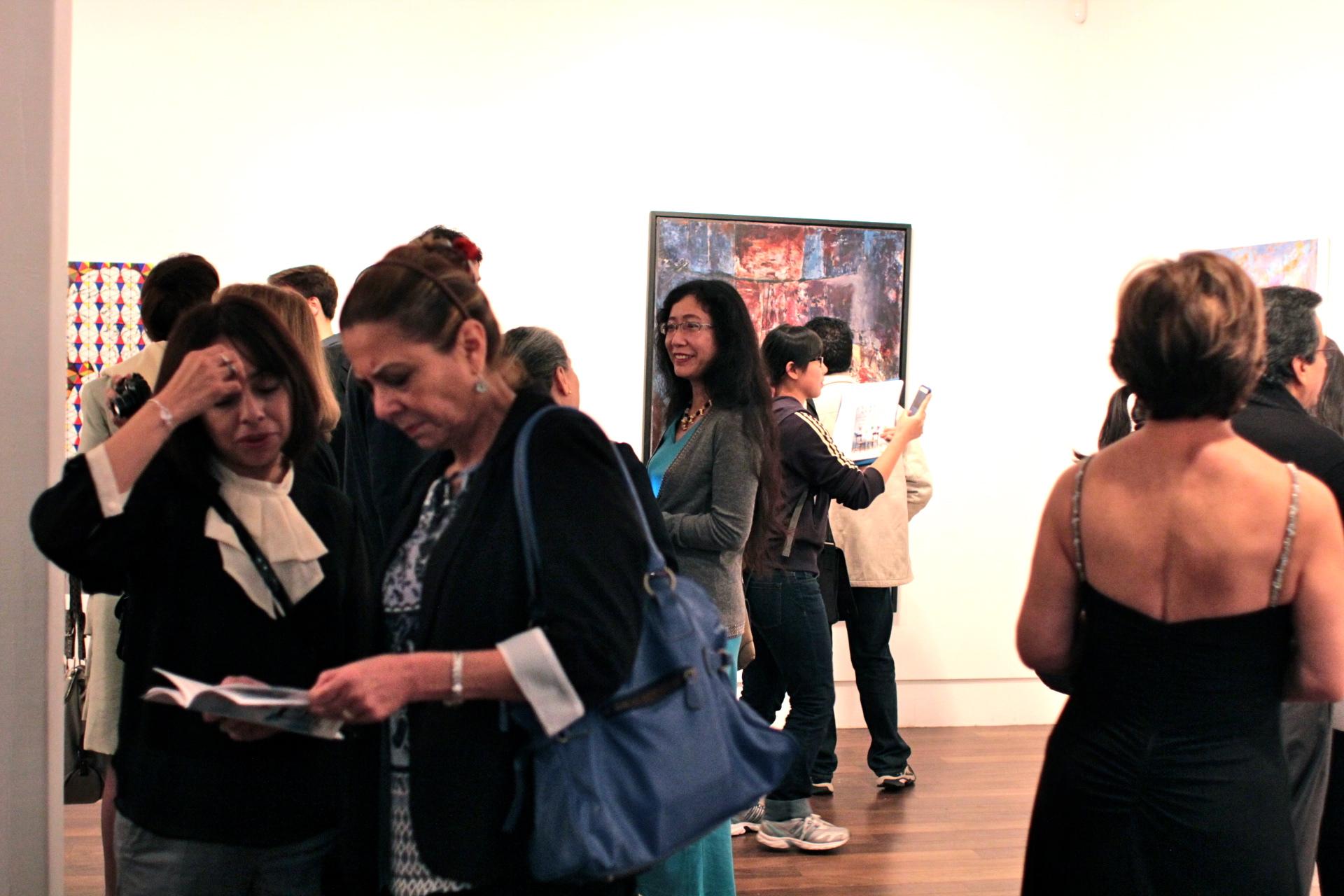 Glendon Gallery Interior