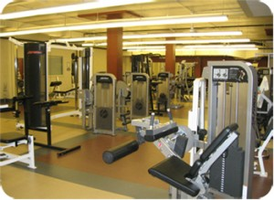 GAC Weight Room