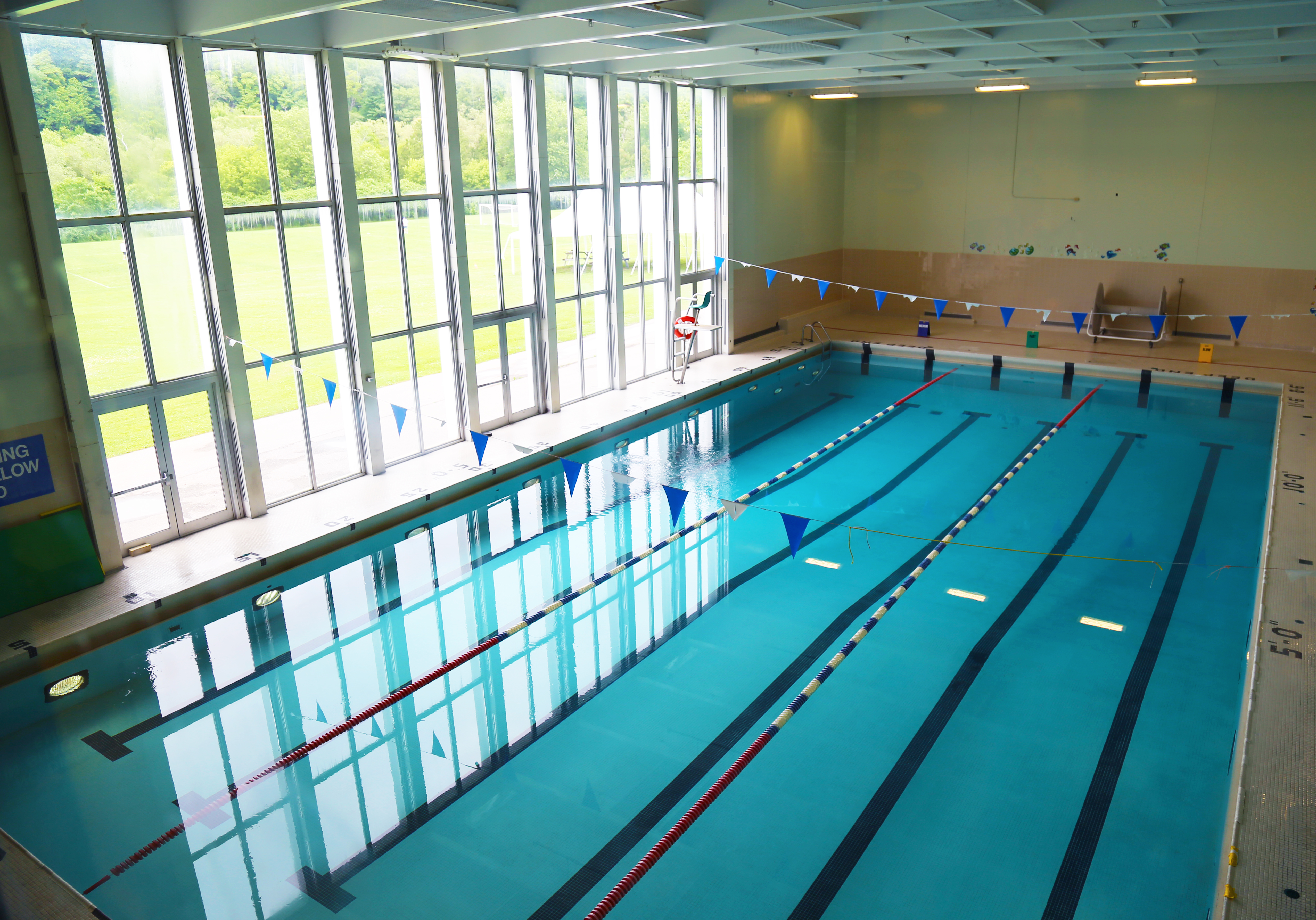 Glendon athletic club glendon for University of york swimming pool