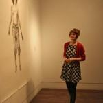 Veronique La Perriere Galerie Glendon Gallery Reflecting Feminine 30 Nathalie Prézeau