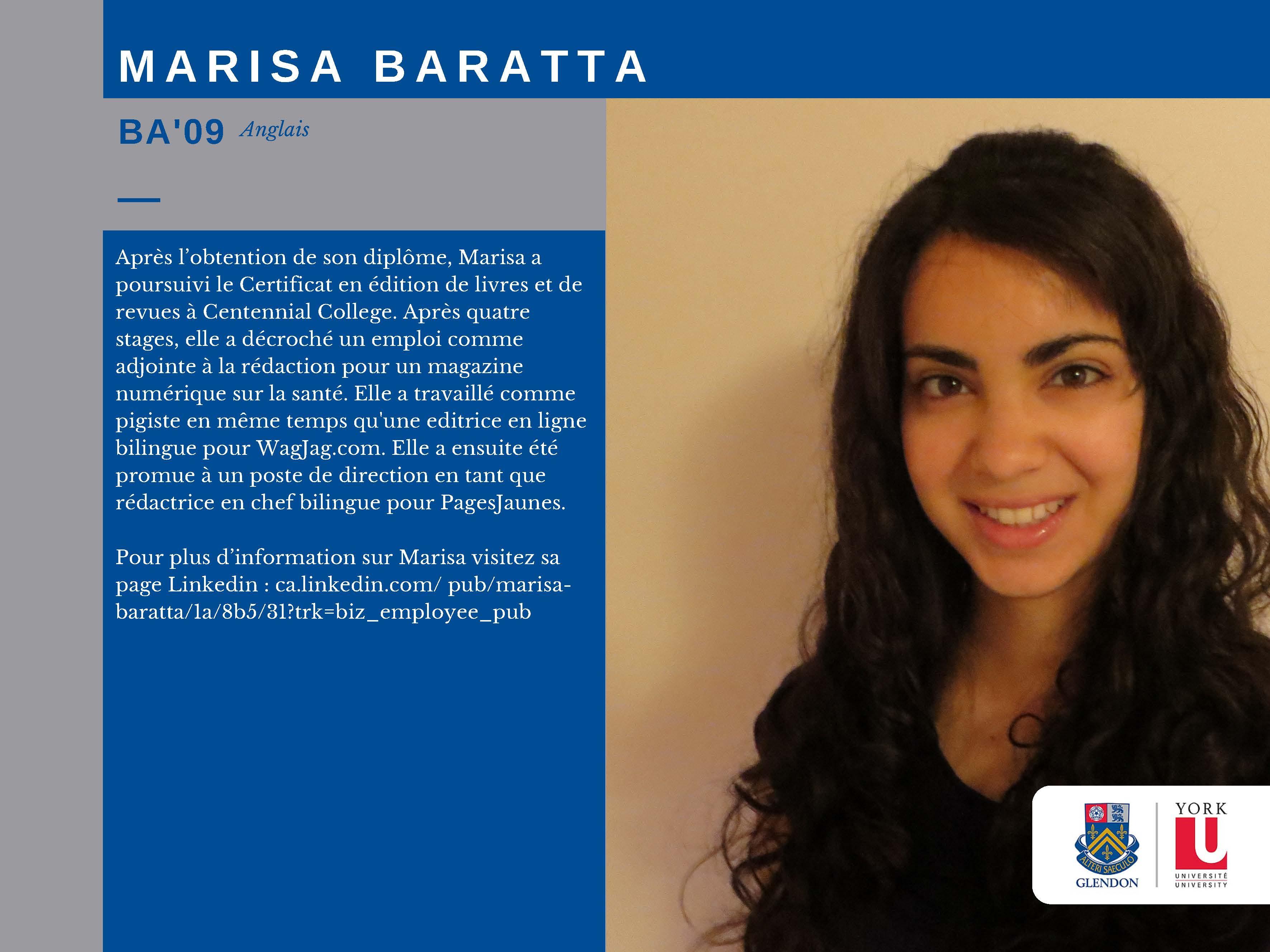Marisa Baratta FR