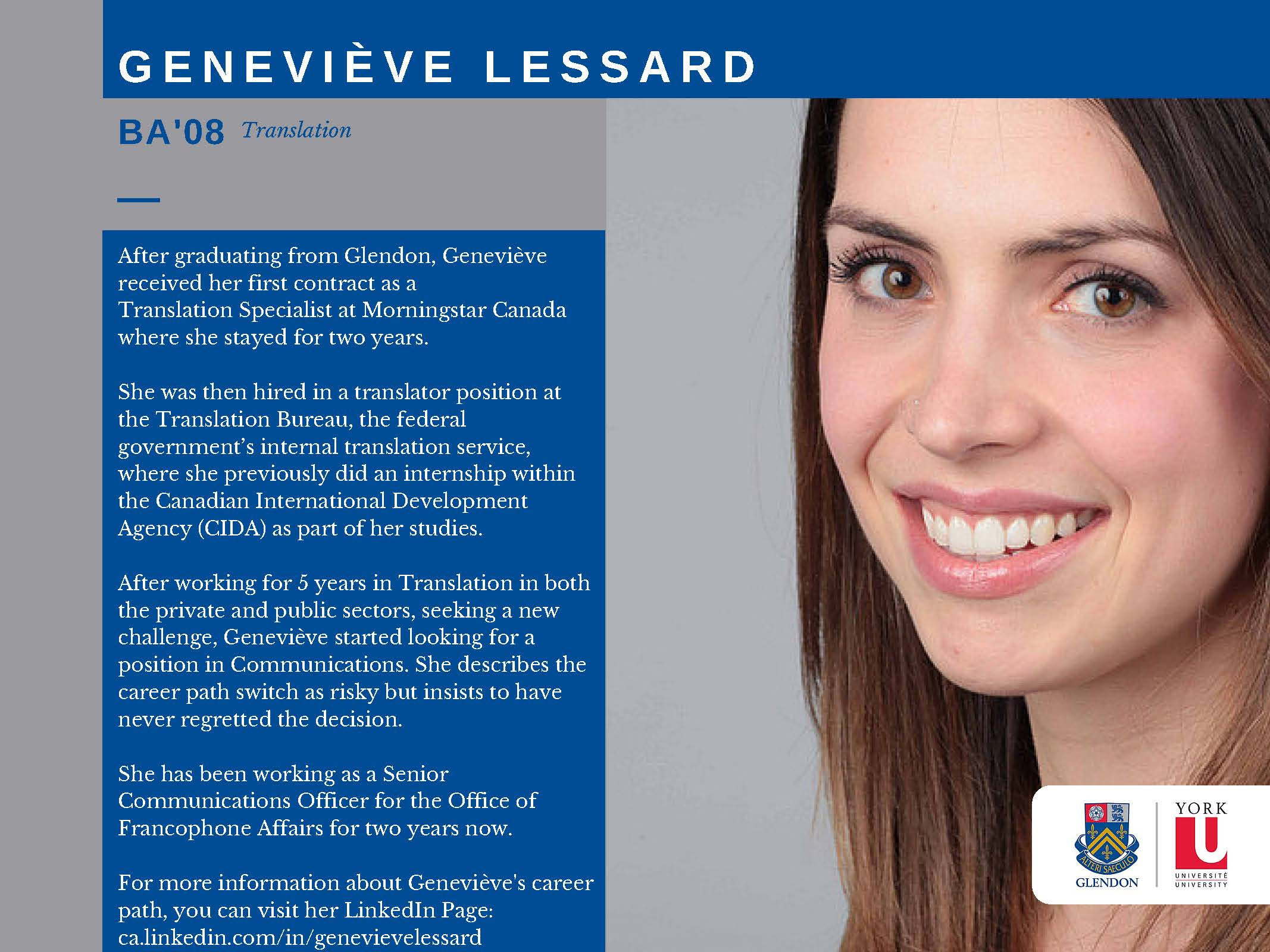 Genevieve Lessard