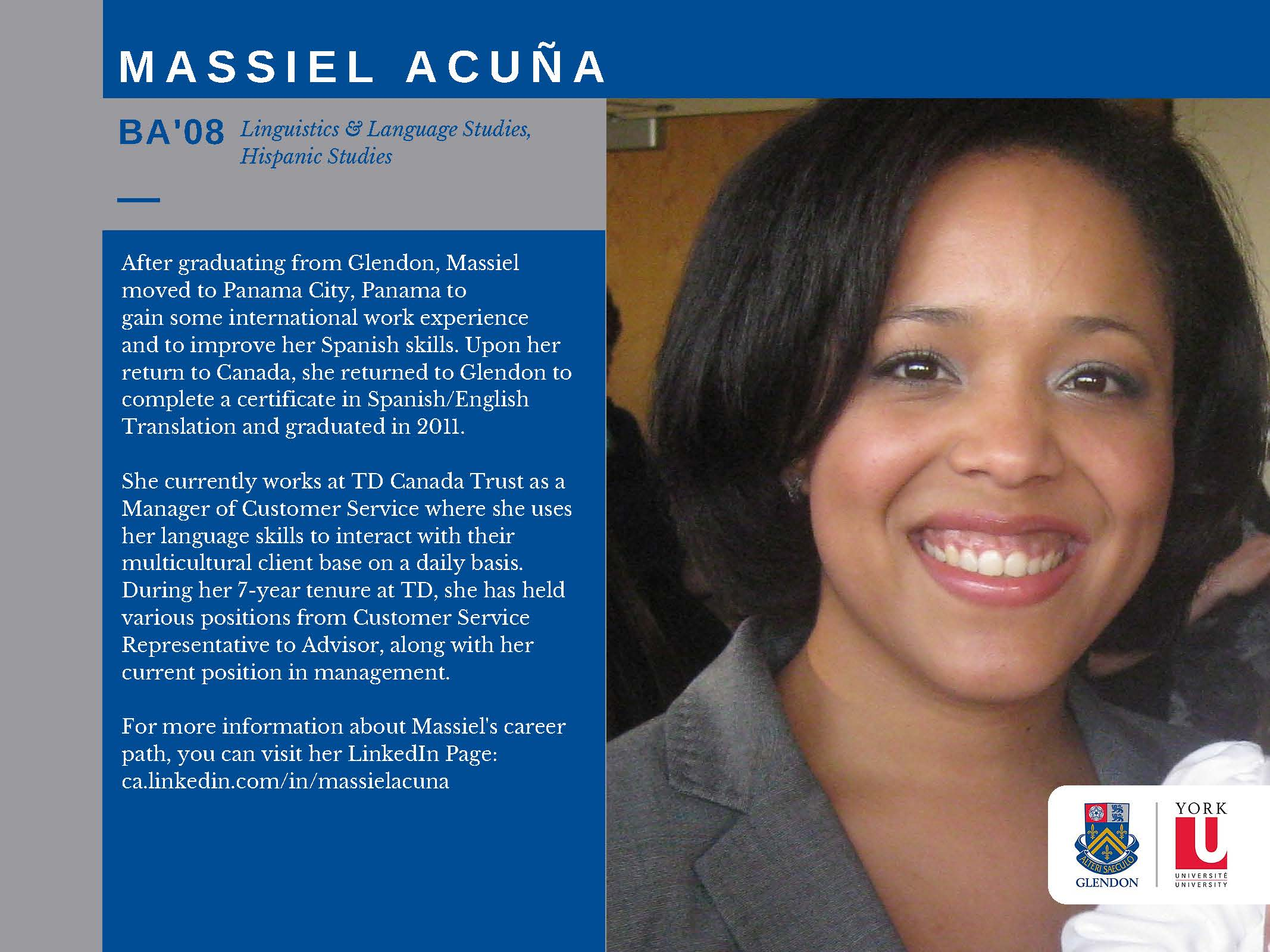 Massiel Acuna