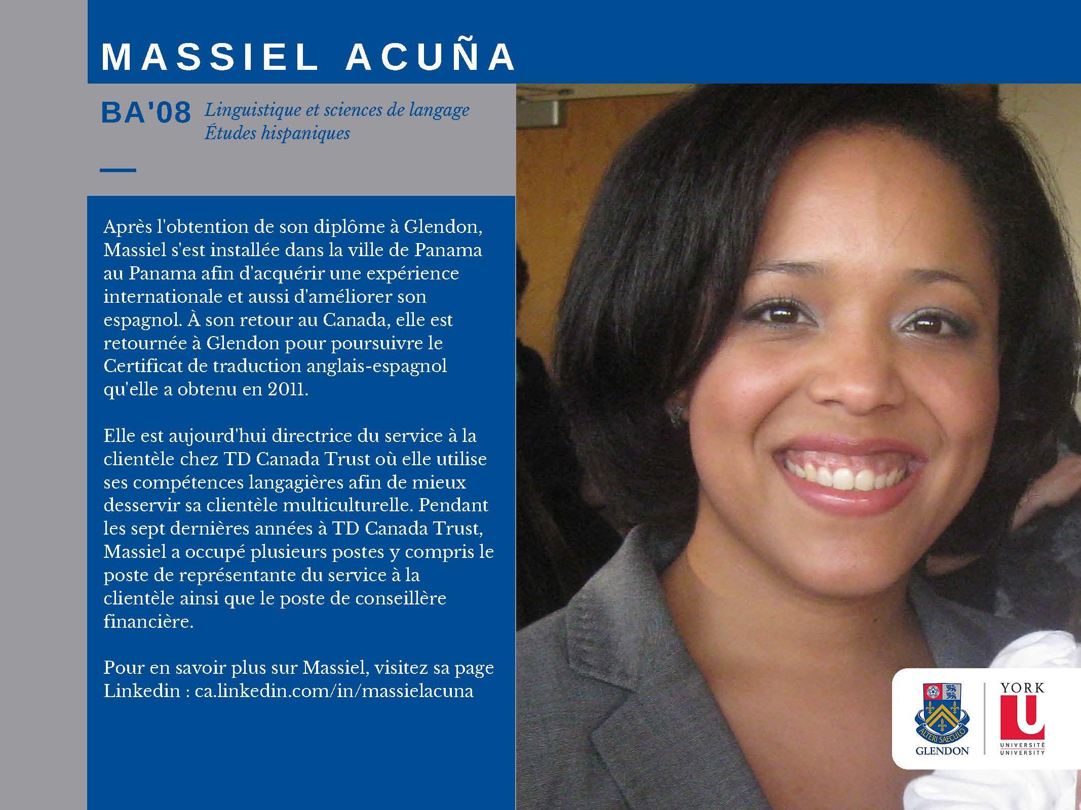 Massiel Acuna FR