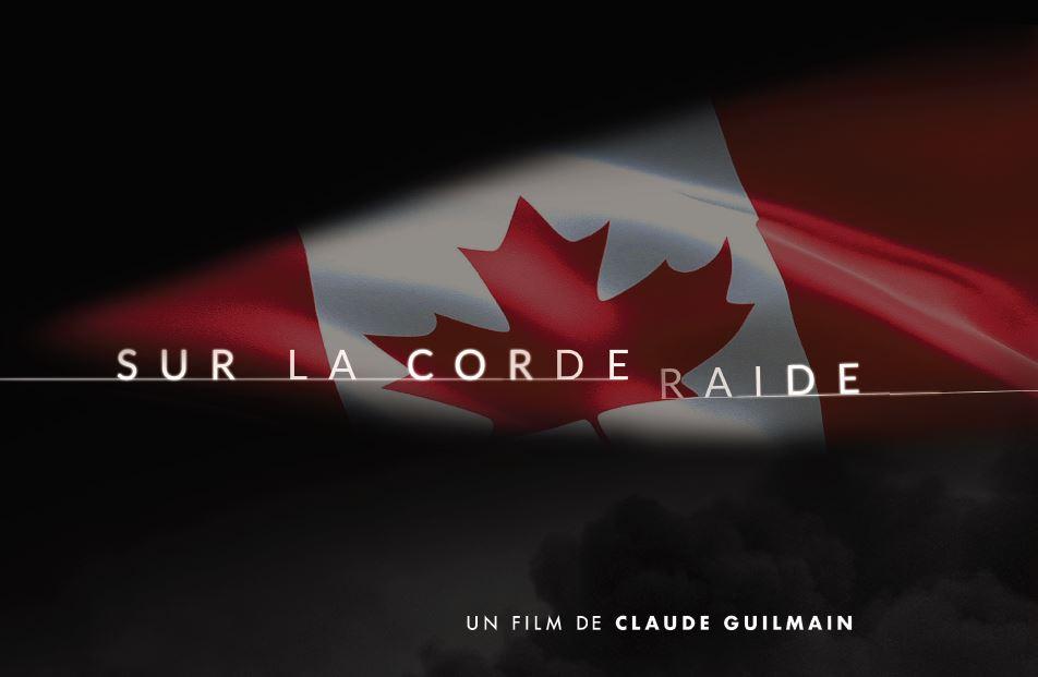 """The premiere of """"Sur la corde raide"""", a film by Claude Guilmain @ A100"""