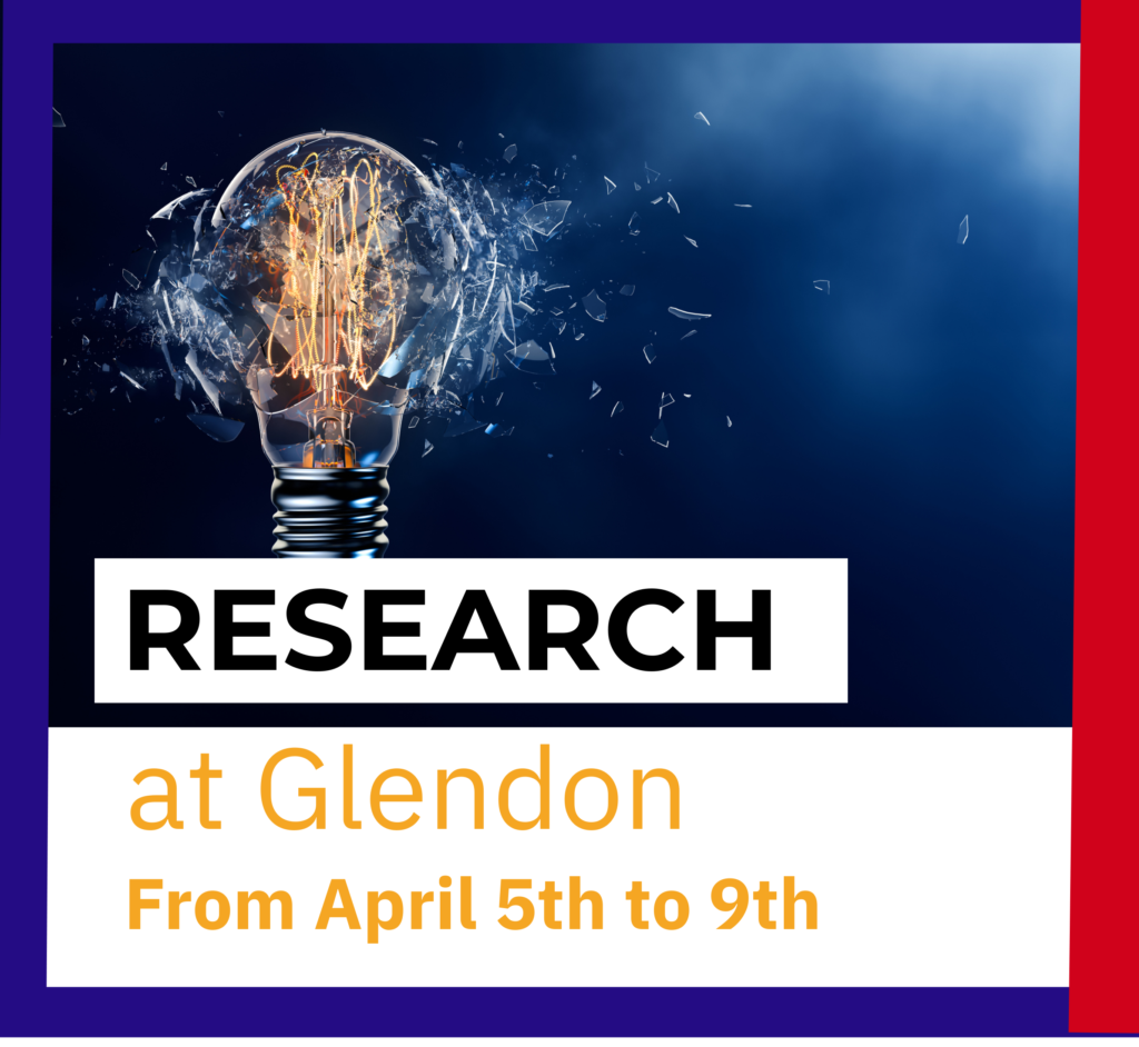 Research Festival 2021 from April 5th to 9th
