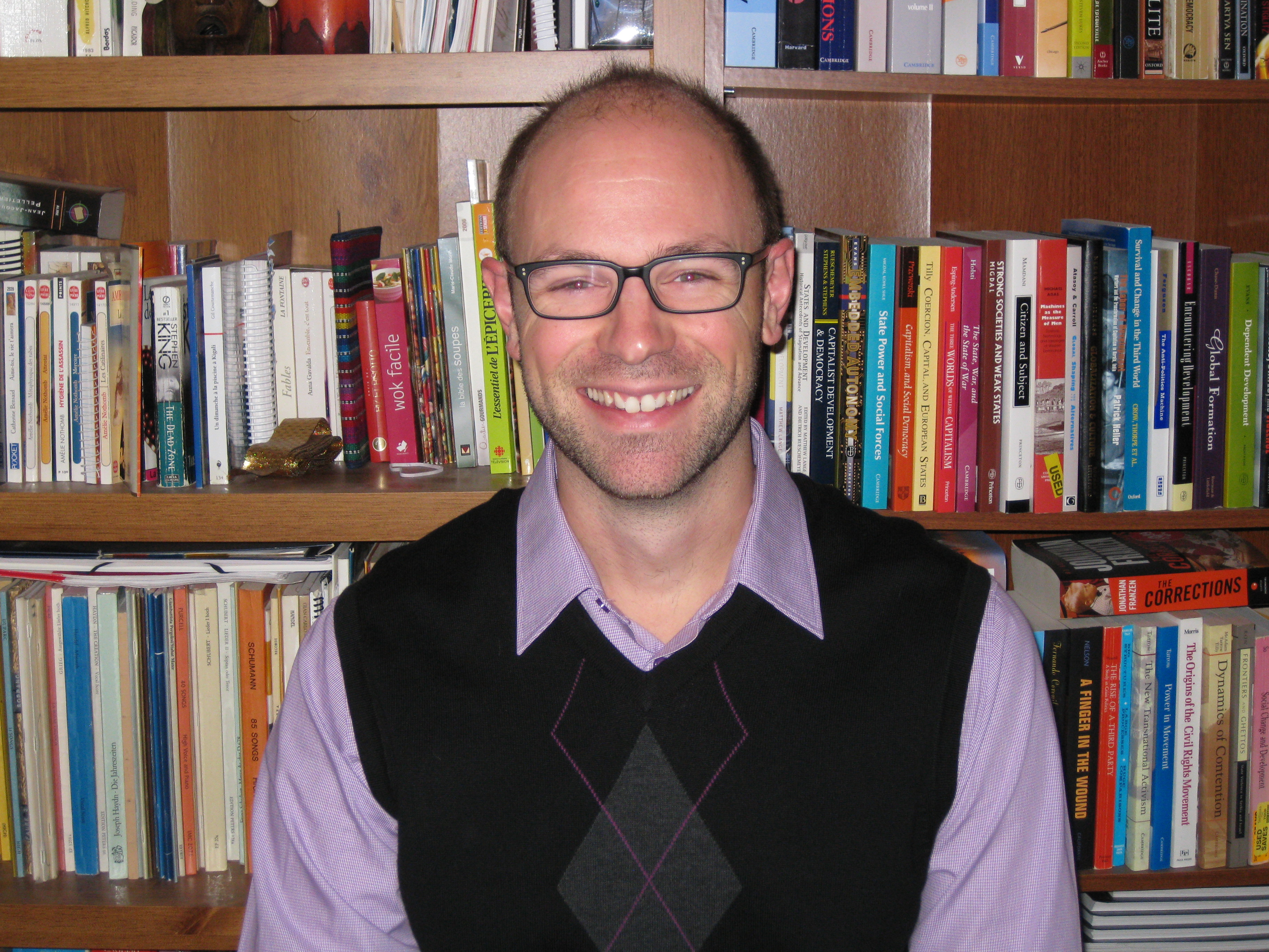 Professeur Andrew Dawson
