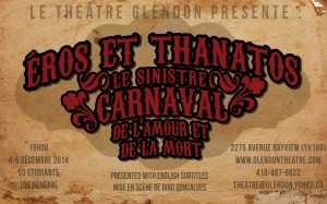 Final poster - Éros et Thanatos