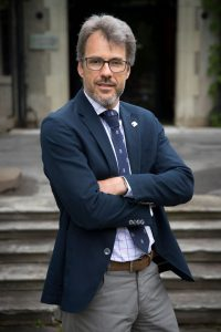 Co-Interim Principal of Glendon Campus Ian Roberge